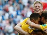 Бельгия vs Англия. Мастерство и молодость.
