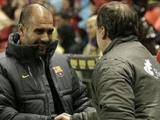 Марсело хвалит Хосепа за то, что хвалит он Марсело