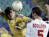 Сборная Украины обыграла в товарищеском матче сборную Болгарии (ВИДЕО)