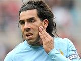 «Манчестер Сити» оштрафовал Тевеса на 1 млн фунтов