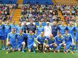 Ветеранская сборная Украины готовится к трем международным матчам