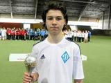 СМИ: 17-летним полузащитником «Динамо» интересуется «Ювентус»