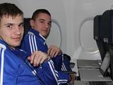 Молодежный состав «Динамо» отправился на Кипр
