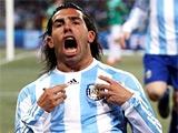 Грондона ратует за возвращение Тевеса в сборную Аргентины