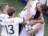 Германия вышла в четвертьфинал ЧМ в пятнадцатый раз подряд