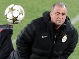 Терим: «Галатасарай» играл в футбол до 30-й минуты»