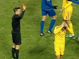 Тарас Степаненко дисквалифицирован на два матча ЧМ-2014