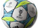 Представлен мяч Лиги чемпионов-2012