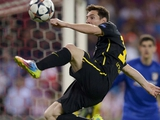 Месси против «Атлетико» сыграл как вратарь