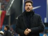 Диего Симеоне: «Ядоволен храбростью иборьбой своих игроков»