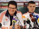 Капелло объяснил, почему назначил капитаном Денисова