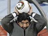 Марадона будет зарабатывать миллион на крыше московского ЦУМа?
