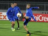 Тренировка «Динамо» в Белграде: ФОТО, ВИДЕО