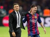 Луис Энрике рассчитывает переманить Месси в «Арсенал»?