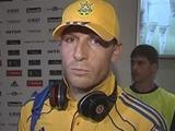 Андрей Воронин: «Я сейчас действительно нахожусь в хорошей форме»