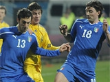 Итальянская пресса о матче Украина — Италия