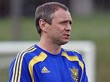 Юношеская сборная Украины U-17 начала подготовку к матчам Евро-2013