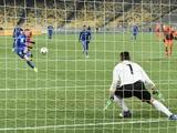 Чемпионат Украины, события 15-го тура: Цыганков реализовывает 4-й одиннадцатиметровый из 4-х