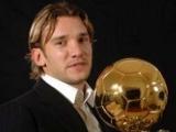 7 января лучшему игроку мира «Золотой мяч» будет вручать Андрей Шевченко