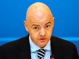 Инфантино: «Мы не получали никаких писем по крымской проблематике»