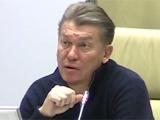 Олег Блохин: «Если Хачериди не поменяется, я не готов рисковать и брать его на Евро-2012»