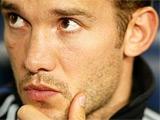 В матче с «Алкмааром» Шевченко, скорее всего, выйдет на замену