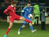 Украина – Сербия – 2:0. Матч имени Федецкого