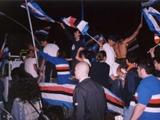 Фанаты «Сампдории» провели акцию против своего клуба