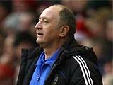 Луис Фелипе Сколари: «Когда я работал с «Челси», у меня не было полного контроля над командой»