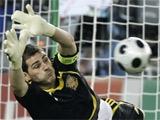 Касильяс сыграл 100-й матч в Лиге чемпионов