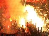 Матч в «Жилина» — «Спартак» был прерван на 5-й минуте. Не из-за тумана