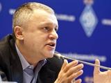 Игорь Суркис: «На случай форс-мажора кое-кого держу в уме. И Блохин знает»