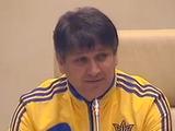 Сергей Ковалец: «Фоменко рассказал, какой хочет видеть молодежную сборную»