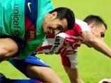 «Спортинг» прервал 16-матчевую победную серию «Барселоны»