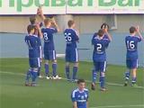 «Динамо-2» — «Сталь» — 1:3. ВИДЕО