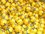 В Бразилии собираются уничтожить 200 000 мячей