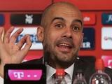 Хосеп Гвардиола: «Баварии» нужно время, чтобы адаптироваться к новому тренеру»