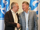 Игорь Суркис выразил поддержку тренерскому штабу «Динамо»