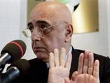 Адриано Галлиани: «Милан» не ставил ультиматума Аллегри»
