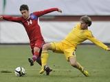 Товарищеский матч молодежных команд. Чехия — Украина — 1:1