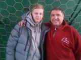 Первый тренер Зинченко: «Саша молодец, что убежал из «Шахтера»