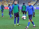 ФОТОрепортаж: открытая тренировка сборной Украины на НСК «Олимпийский» (30 фото)