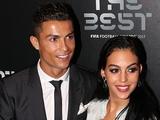 Криштиану Роналду обручился с испанской моделью Джорджиной Родригес