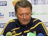 Маркевич: «Шовковский будет играть в сборной Украины»