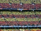 «Барселона» — самый посещаемый клуб Европы