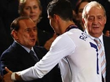 Роналду вызвали на суд по делу Берлускони