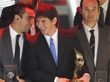 ФИФА назвала претендентов на попадание в команду года
