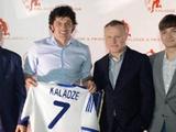 Григорий Суркис: «Я потратил время и нервы, чтобы купить Каладзе. Но это стоило того»