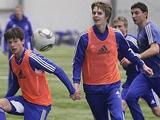«Динамо-2»: Тренировки, спарринг и сюрприз от тренера