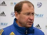 Яковенко отменил открытую тренировку